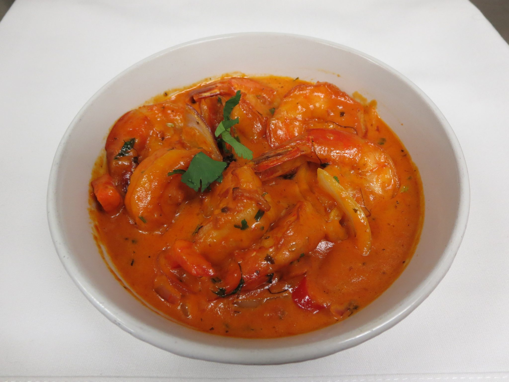 sea food Shrimp kabab masala